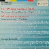 The complete keyboard concertos - Volume 11. vol.11