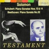 Piano sonatas no.13, D.664 & no.14, D.784