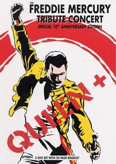 The Freddie Mercury tribute concert : special 10th anniversary edition