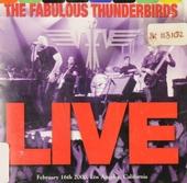 The Fabulous Thunderbirds : live 2000