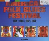 American folk blues festival : 1965/1966/1967/1969