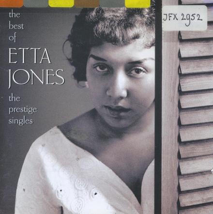 The best of Etta Jones : the Prestige singles