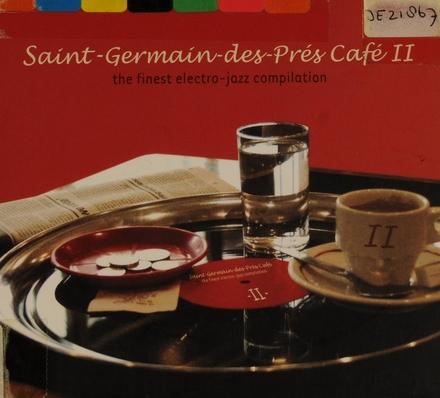 Saint-Germain-des-Prés café. vol.2