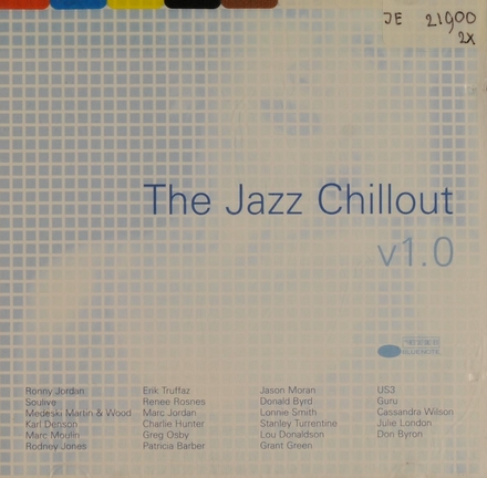 The jazz chillout. vol.1