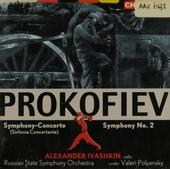 Symphony no.2, op.40