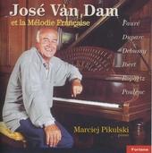 José Van Dam et la mélodie française