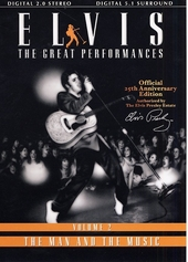 The great performances : The man and the music. vol.2