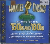 Karaoke classics of the 50's and 60's