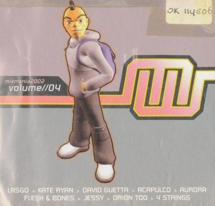 Mixmania 2002. vol.4