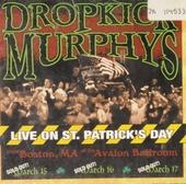 Live on St.Patrick's day