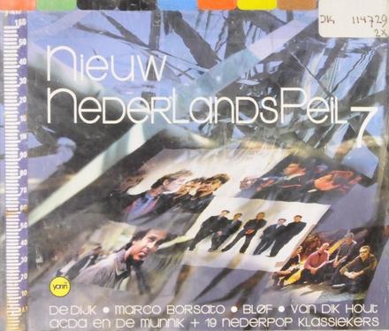 Nieuw Nederlands peil. vol.7