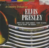 A country tribute to Elvis Presley