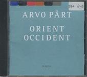 Orient & occident