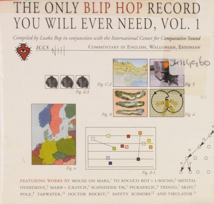 The only Blip Hop record you will ever need. vol.1