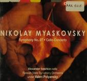 Symphony no. 27, op. 85