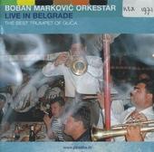 B.Markovic Orkestar live in Belgrade