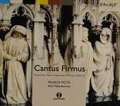 Cantus firmus : monodia medieval a voz sola