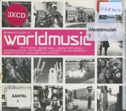 Beginners guide to world music