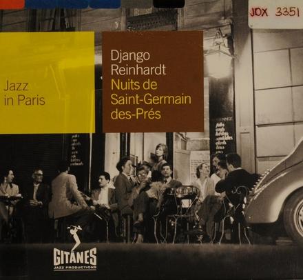 Nuits de Saint-Germain-des-Prés. vol.90