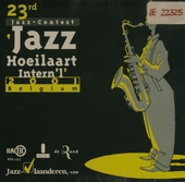 Jazz Hoeilaart International Contest Belgium 2001