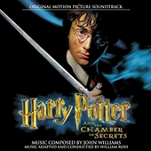 Harry Potter and the chamber of secrets : music from and inspired by the motion picture