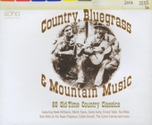 Country, bluegrass & mountain music