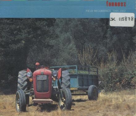 Field recordings : 1995-2002
