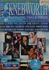 Live at Knebworth. vol.1-3