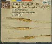 Complete piano concertos