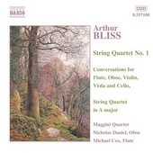 String quartet no.1 in B flat major