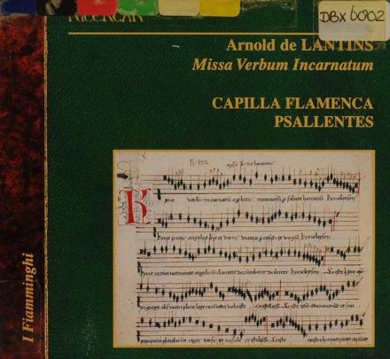Missa verbum incarnatum