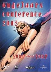 Oudjaars conference 2002 : Youp speelt Youp