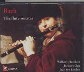 The flute sonatas