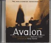 Avalon : bande originale du film Mamoru Oshii