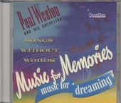 Music for dreaming ; music for memories... etc.