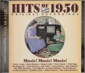 Hits of 1950 : music! music! music!