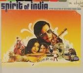 Spirit of India : a pure selection of electronic Indian vibes