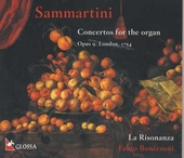 Concertos for the organ
