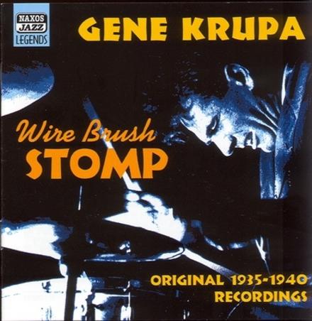 Wire brush stomp : original recordings 1935-1940