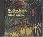 Piano music by Louis Moreau Gottschalk - 6. vol.6