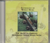 Anthology of world music