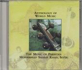 Anthology of world music