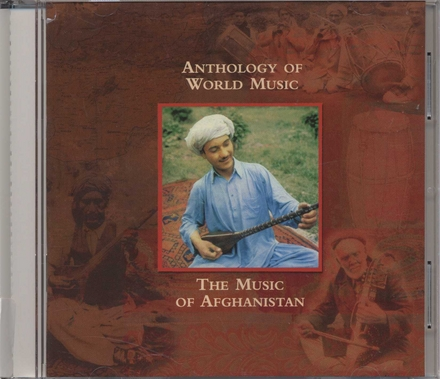Anthology of world music : Afghanistan