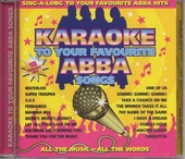 Abba : karaoke to your favourite Abba songs