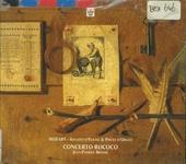 Sonates d'église & pièces d'orgue