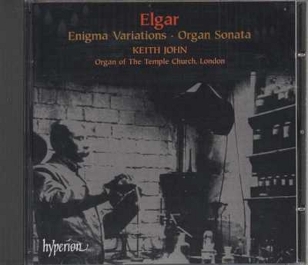 Organ sonata in G major, op 28