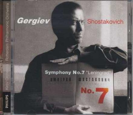 "Symphony no.7 ""Leningrad"""