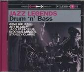 Jazz legends : drum 'n' bass