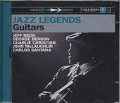 Jazz legends : guitars