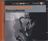 Jazz legends : saxophone
